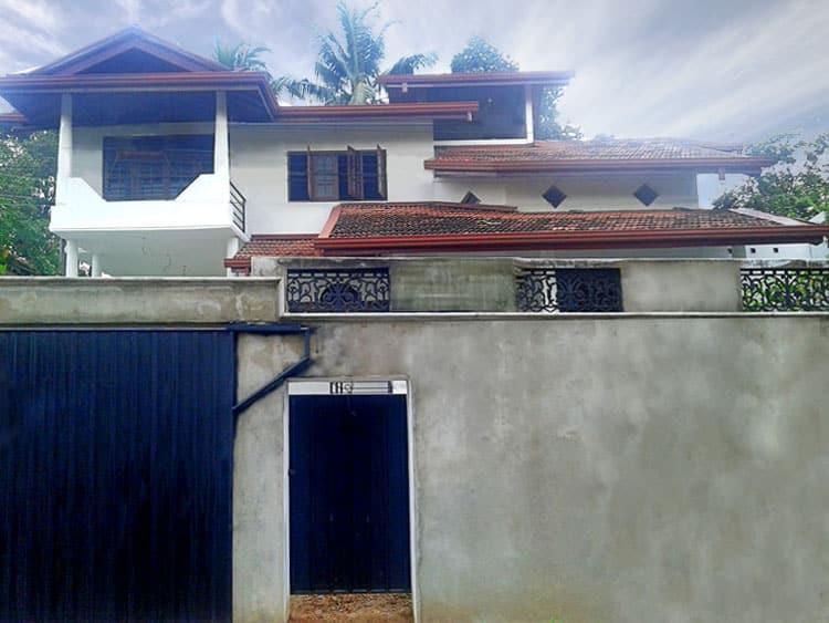 Ganemulla House